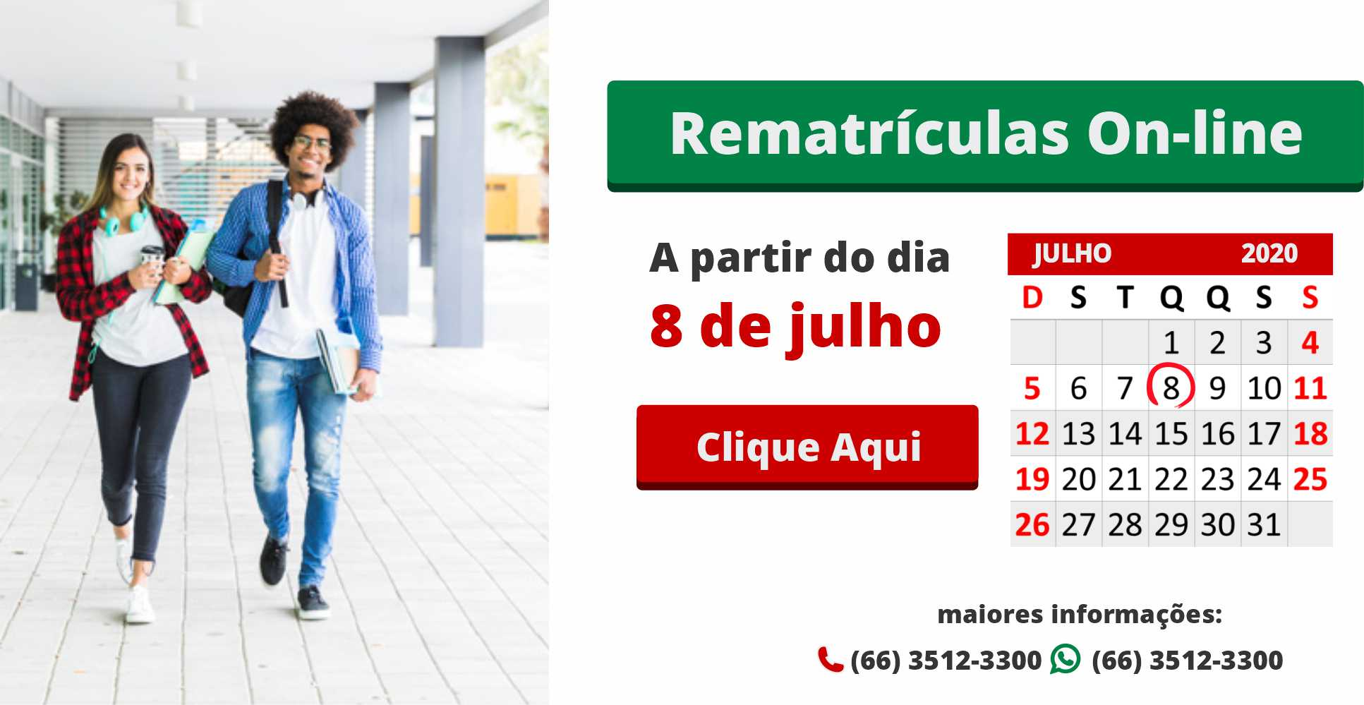 Rematrícula On-line